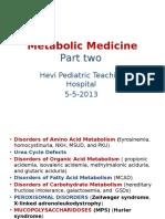 Aminacid Metabolism
