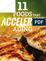 11 Foods That Accelerate Aging 0816
