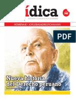 NUEVA HISTORIA DEL DERECHO PERUANO
