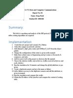 Deep Lab Report 4