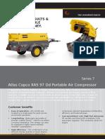 01CA102 - Atlas Copco XAS 97