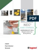 2014 NEC Codebook
