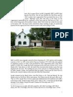 Riel House History