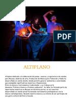 Altiplano Prehispanic Soundscape-Producciones