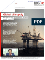 HSBC Peak Oil Report 2017
