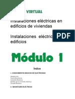 Contenido Curso Electricidad - Virtual