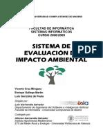 EIA Evaluacion Matematica de Impactos