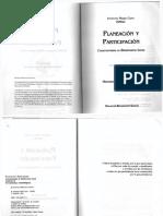 Planeación y Participación. Volumen 2 - Manuel Betancourt