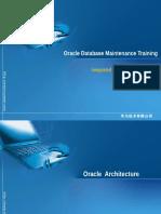Training on Oracle Database Maintenance V1[1].0-20050330-B