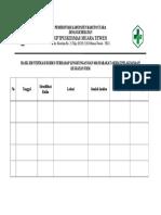 5.1.5.1. Hasil Identifikasi Risiko Terhadap Lingkungan Dan Masyarakat Akibat Pelaksanaan Keg. UKM