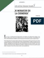 CAP I GERMÀN REY - Los Mosaicos en La Chimenea