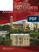 2017 Budget / Bermuda
