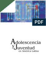 Adolescencia y Juventud en AMERICA LATINA
