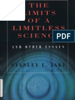 Jaki-The Limits of a Limitless Science