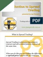 ATAA Spread Trading Seminar2012