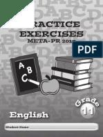 Gr11 Ejercicios de Práctica Inglés