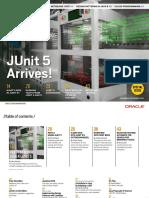 Java Magazine JUnit 5 Arrives