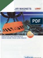 LGI Scrap Lifting Magnet
