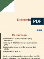 DETERMINAN dan INVERS MATRIKS_NEW.ppt