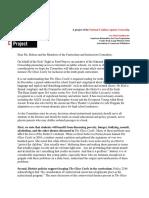 KRRP Letter to Marshfield Re