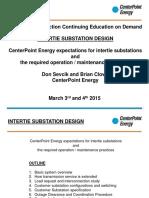 6 CNP Intertie Substaiton Design Mar 3 4