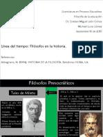 282448690 Linea Del Tiempo Filosofia