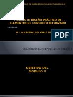 DISEÑO PRÁCTICO DE ELEMENTOS DE CONCRETO REFORZADO
