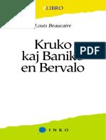 Eo - Beaucaire, Louis - Kruko Kaj Baniko en Bervalo