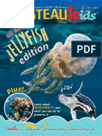 Cousteau Kids Magazine Fall 2015