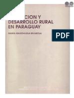 EDUCACION Y DESARROLLO RURAL EN EL PARAGUAY - MARIA MAGDALENA RIVAROLA - VOLUMEN 38 - PORTALGUARANI