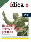 HAYA DE LA TORRE, EL SOLÓN PERUANO