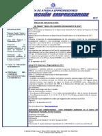 Boletín Informativo Enero-Febrero 2017