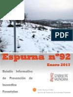 Boletín Espurna Enero 2017