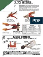 PVC Cutters