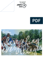YFC Camp 2017 Flyer