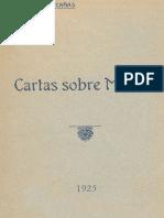 Luis Arrieta - Cartas de Musica