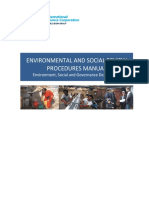 Environmental and Social Review Procedure Manual_October 2016