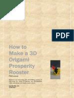 Free eBook Prosperity Rooster