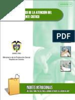 Reducir El Riesgo en Atencion Del Pte Critico