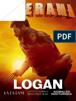 Revista Cinerama - Logan