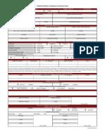 Planilla de Afiliacion e Instalacion de Puntos de Venta