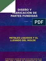 3.-Diseño de Partes Fundidas-Metal Liquido y El Sistema de Llenado
