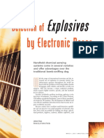 Detection of Explosives by Electronic Noses.pdf