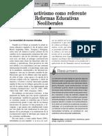 Constructivismo como referente de las Reformas Educativas Neoliberales.pdf
