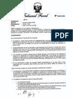 Lectura 03 - Resolucion Tribunal Fiscal