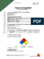 HS - SikaGrout 212 (1) HOJA DE SEGURIDAD.pdf