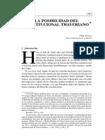 PABLO DE LORA - el constitucional thayeriano.pdf