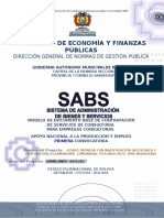 Dbc Presas ESTUDIO A dIAMANTINA