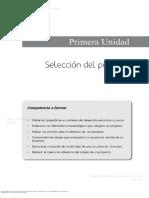 Formulacion y Evaluacion de Proyectos Und.1
