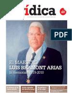 EL MAESTRO LUIS BRAMONT ARIAS In memoriam 1919 - 2010